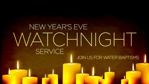Shiloh Church Oakland Watch Night 2018