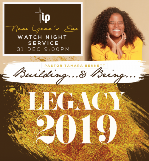 This Is Pentecost Watch Night 2018