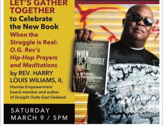 Rev Harry L Williams Book Release When The Struggle Is Real 2019