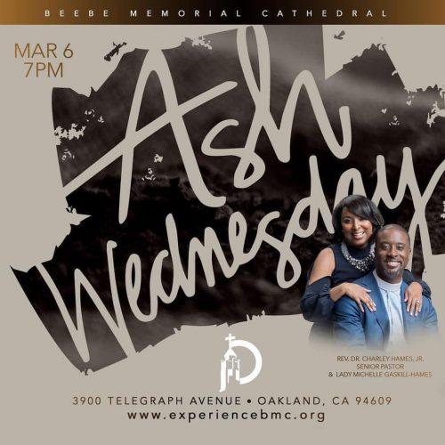 Beebe Memorial Ash Wednesday 2019