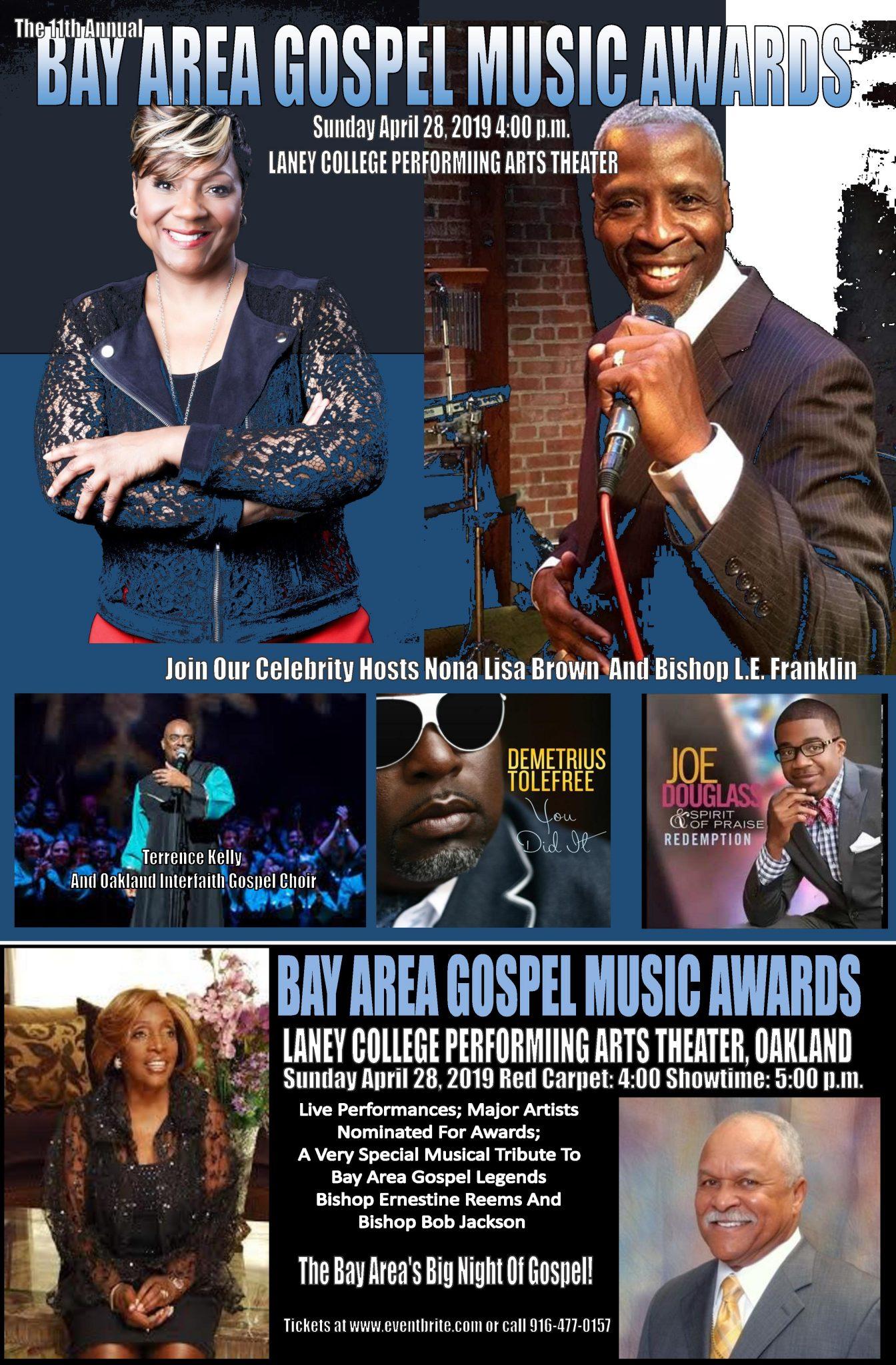 BMA Bay Area Gospel Music Awards 2019