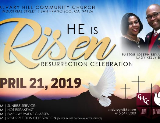 Calvary Hill Community Church Easter 2019