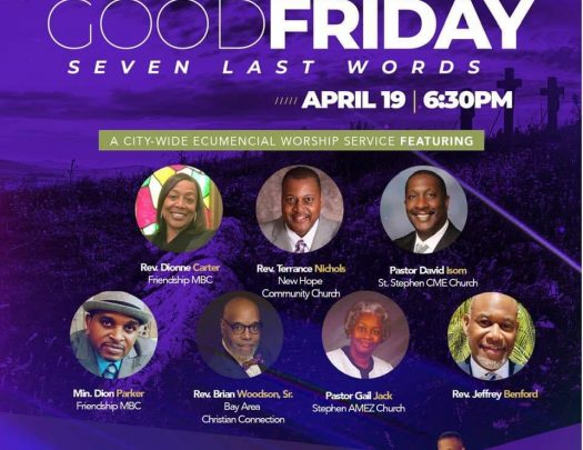 Friendship Missionary Baptist Church Good Friday 2019