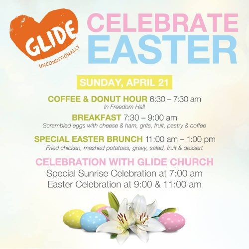 Glide Easter 2019