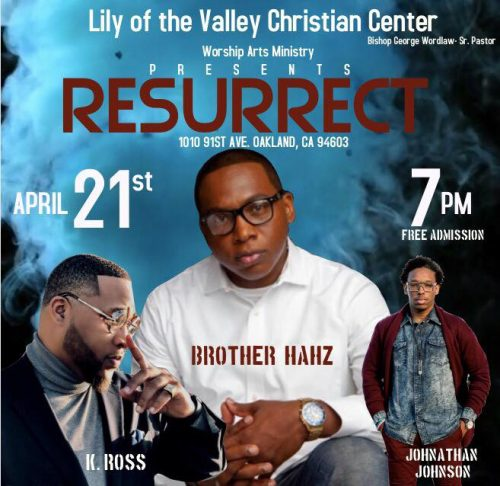 Lily Of The Valley Resurrect 2019