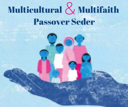 Sf Interfaith Passover Seder 2019