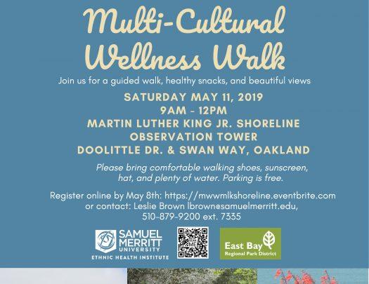 Multi-Cultural Wellness Walk 2019