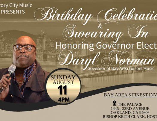 Daryl Normal Birthday Celebration 2019