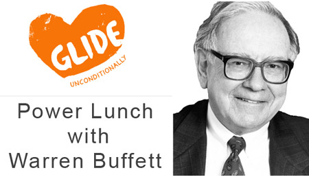 Warren Buffett Glide Power Lunch