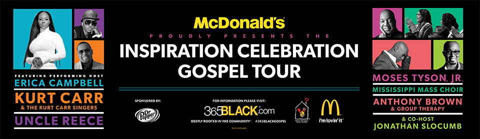 Inspiration Celebration Gospel Tour
