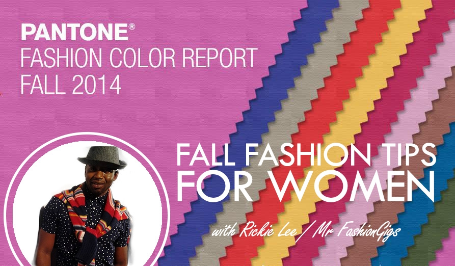 Fall Fashion Tips for Women