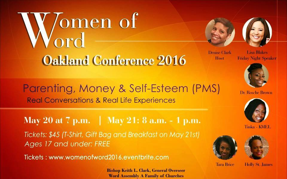 Women of Word Oakland Conference