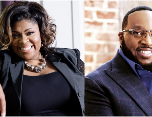 2017 BMI Trailblazers Kim Burrell Marvin Sapp