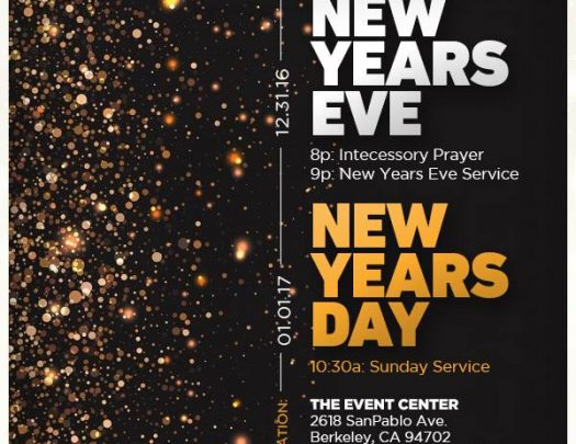 Covenant Worship Center - New Year's Eve