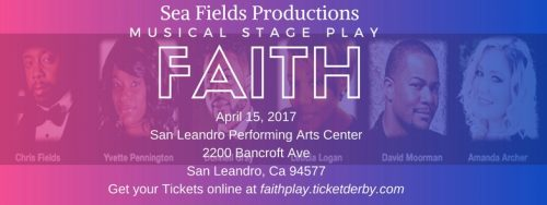 Sea Fields Productions - Musical Stage Play 'FAITH'