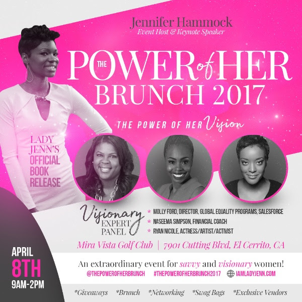 The Power of Her Brunch 2017