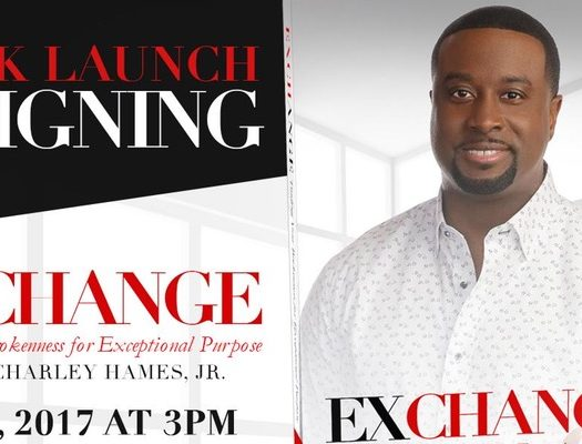 Exchange - Book Launch & Signing