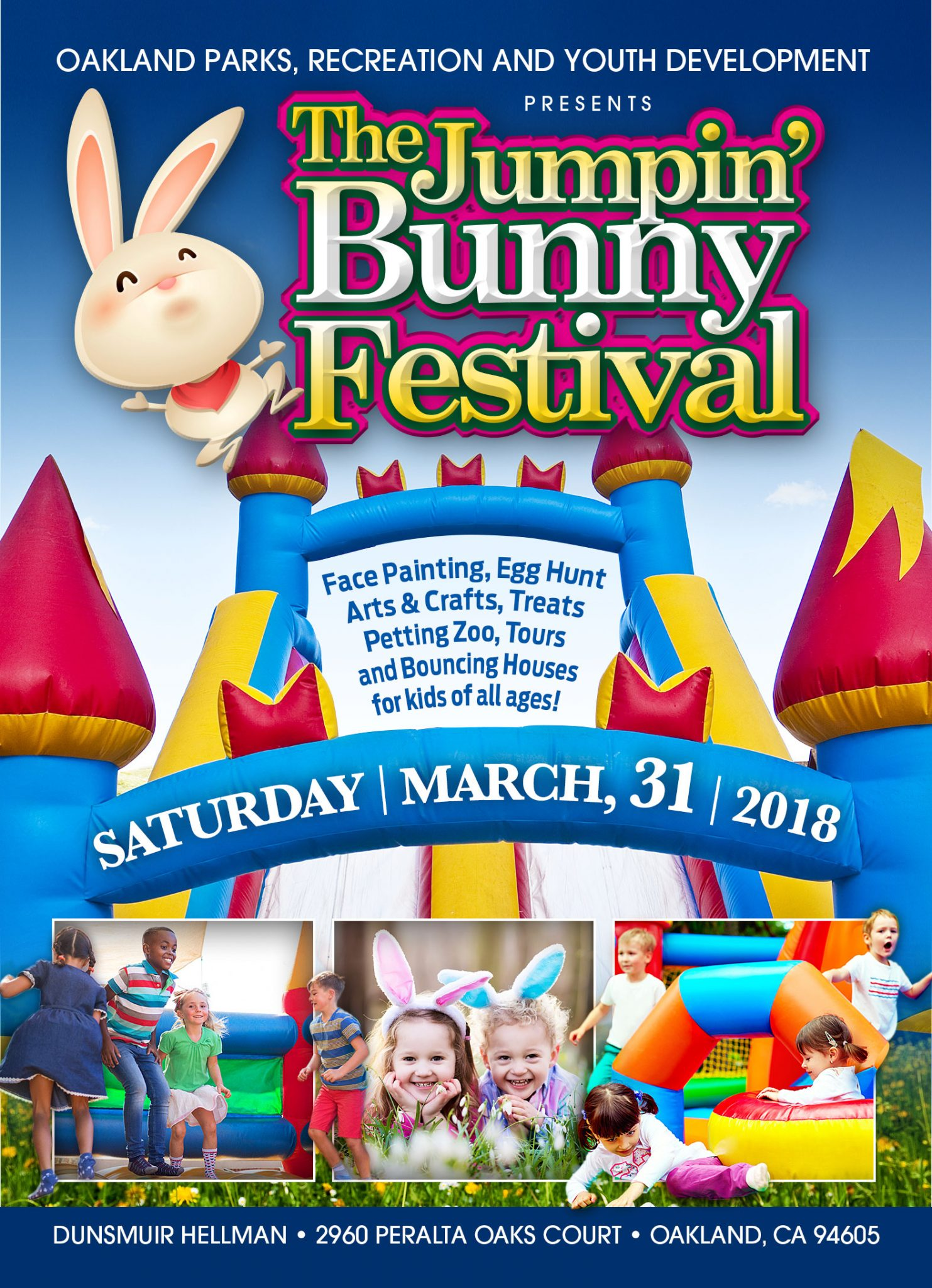 The Jumpin' Bunny Festival