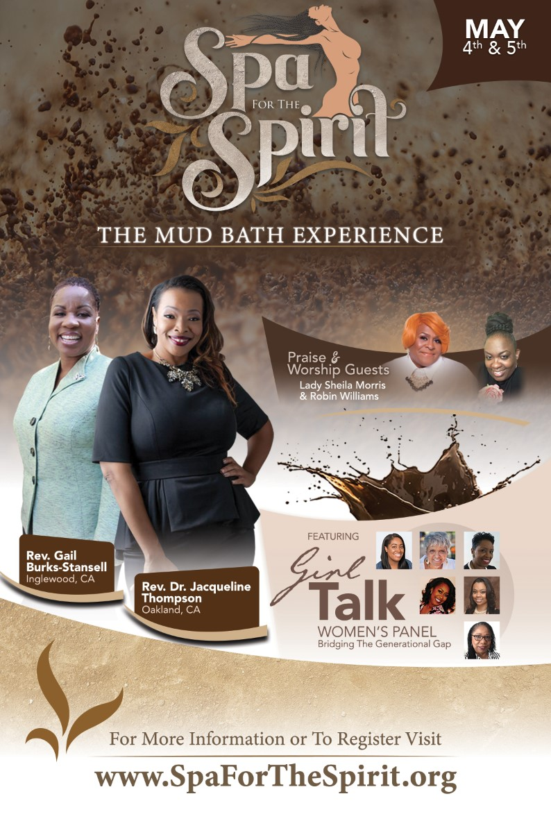 Spa For The Spirit Conference 2018