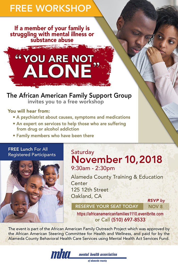 African American Family Outreach Project 2018