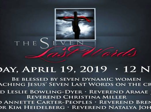 Allen Temple Good Friday 2019