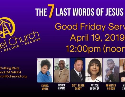 Bethel Church Good Friday 2019