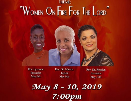 Brookins AME Church Spring Revival 2019