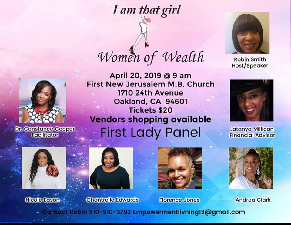 I Am That Girl Women Of Wealth 2019