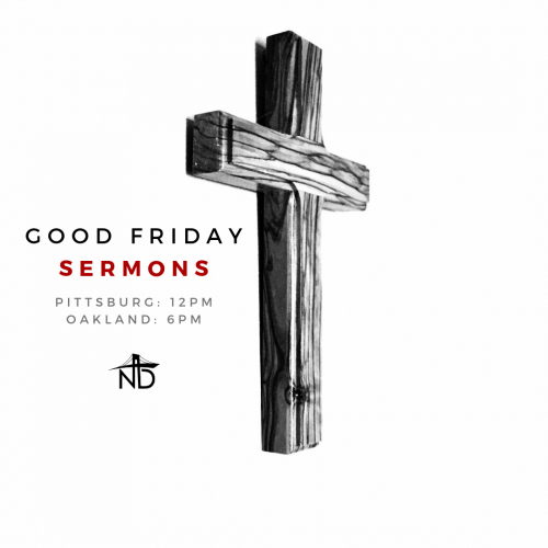 New Destiny Church Good Friday 2019