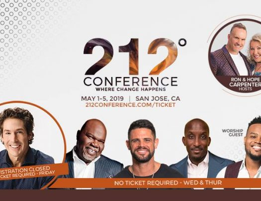 Redemption Church 212 Conference 2019