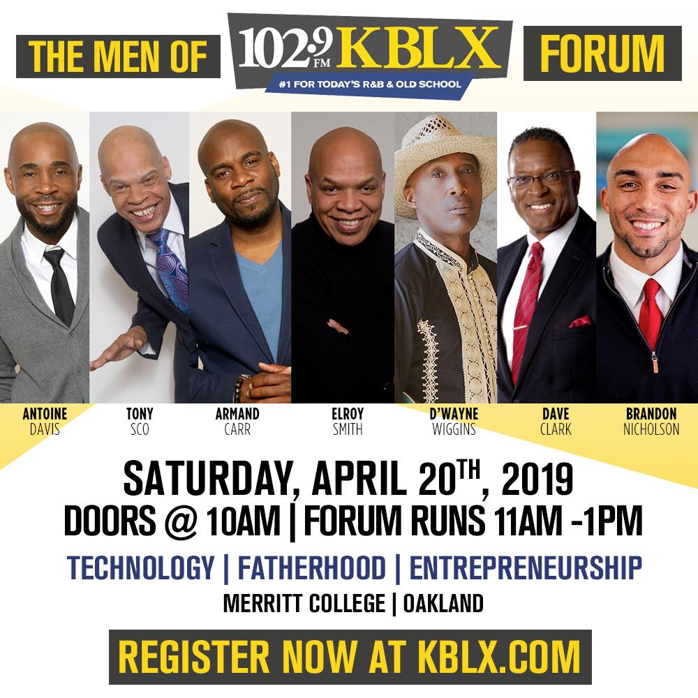 KBLX Men's Empowerment Forum
