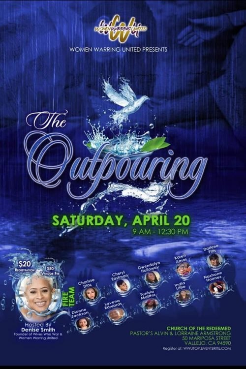 The Outpouring 2019