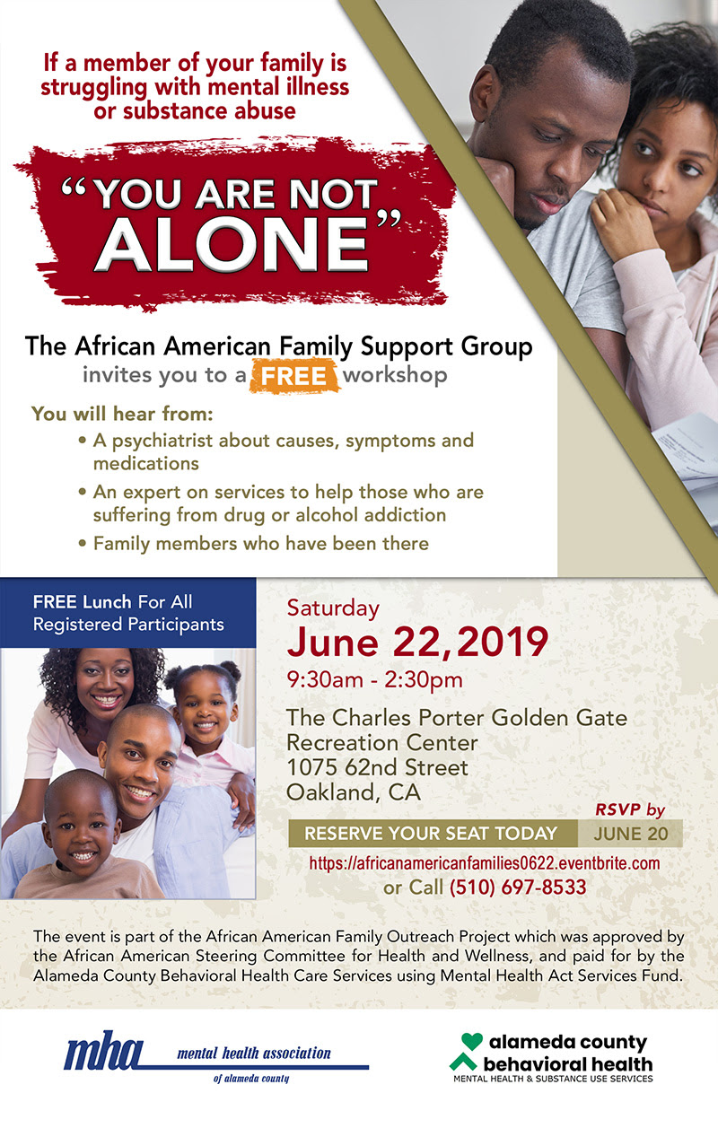 You Are Not Alone June 2019
