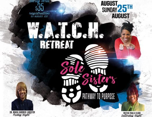 Abundant Remnant Ministries Sole Sisters Watch Retreat