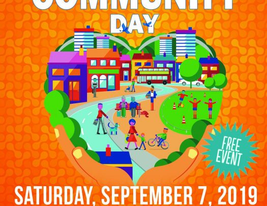 Covenant Church Bbq Community Day 2019