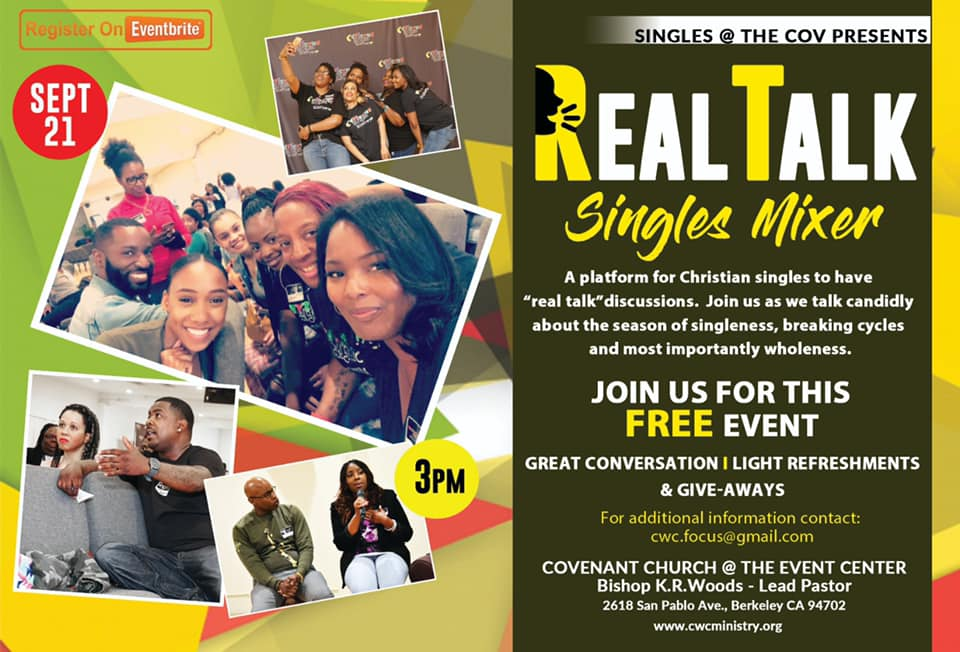 Covenant Church Singles 2019