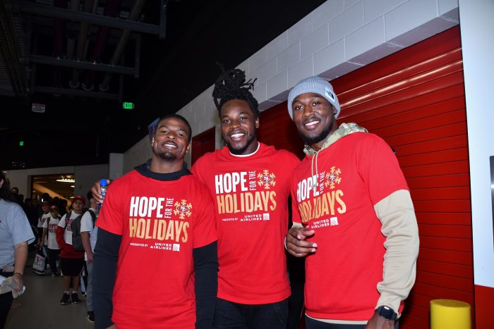 49ers Hope For Holidays 2019 3976