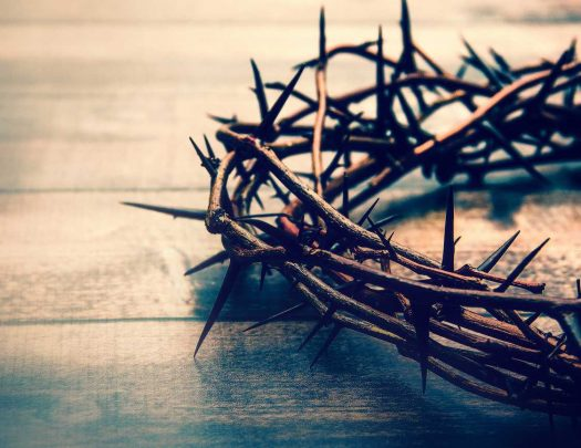 Crown Of Thorns Good Friday