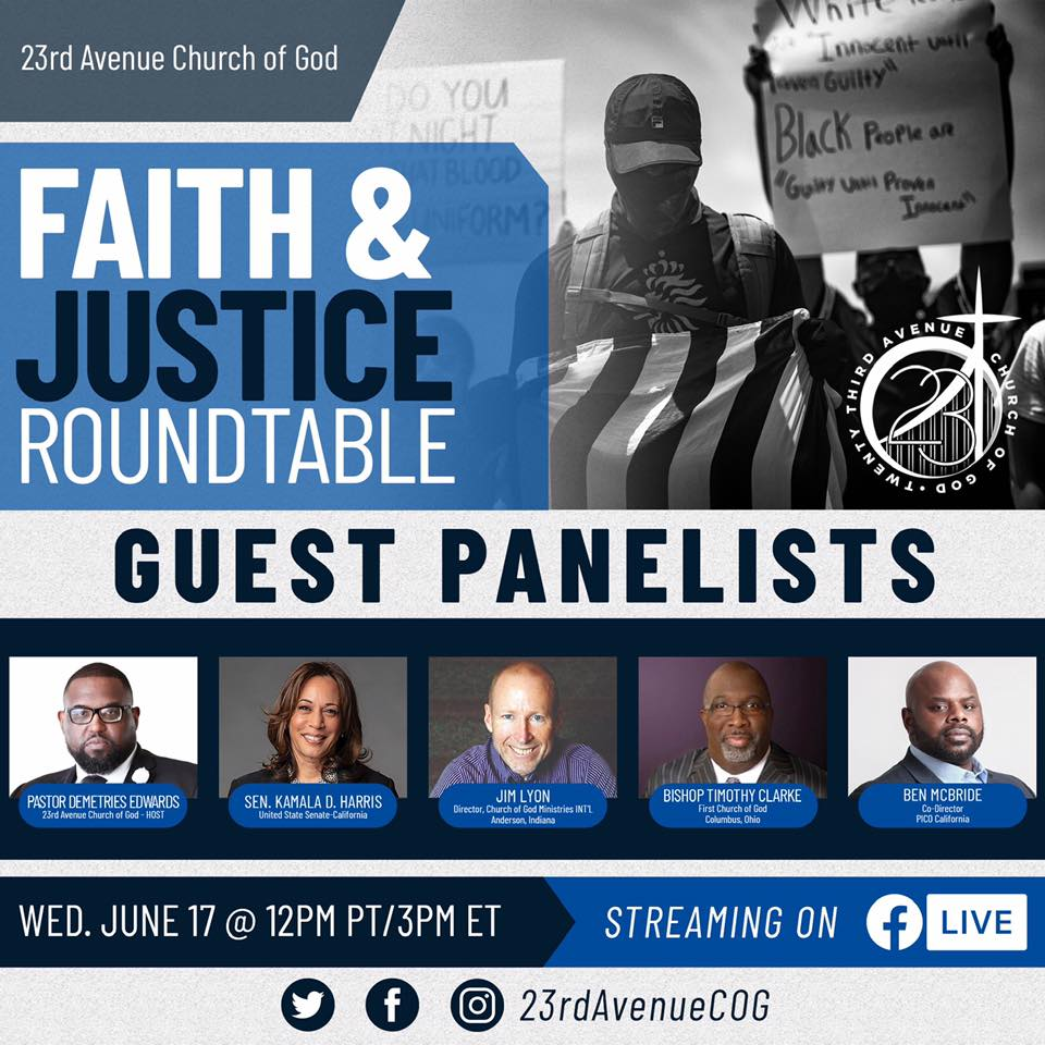 23rd Avenue COG - Faith And Justice Roundtable
