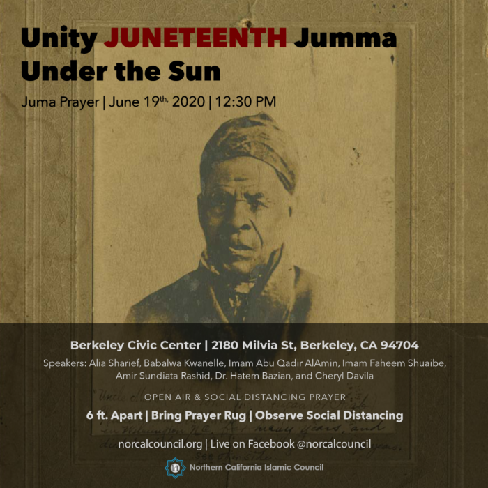 Juma Under The Sun Juneteenth