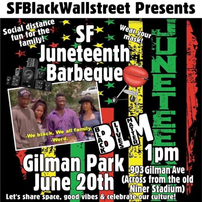 Sf Juneteenth 2020