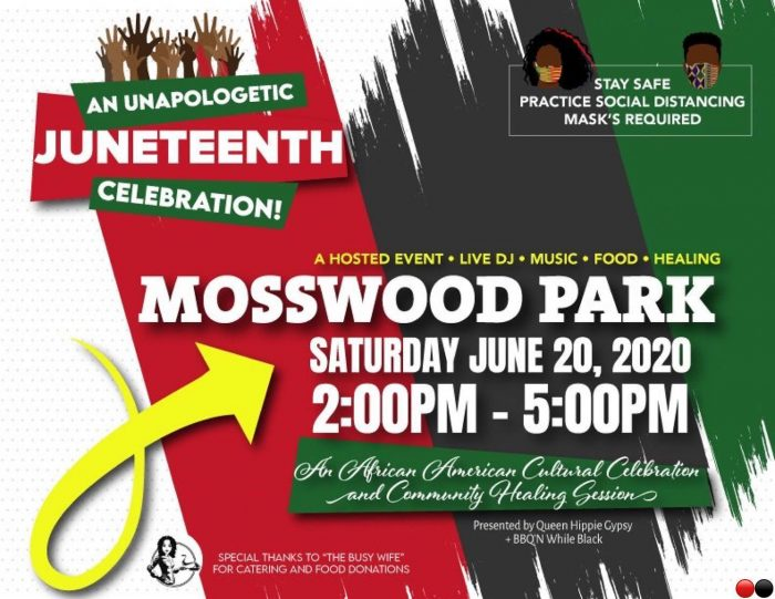 Unapologetic Juneteenth 2020