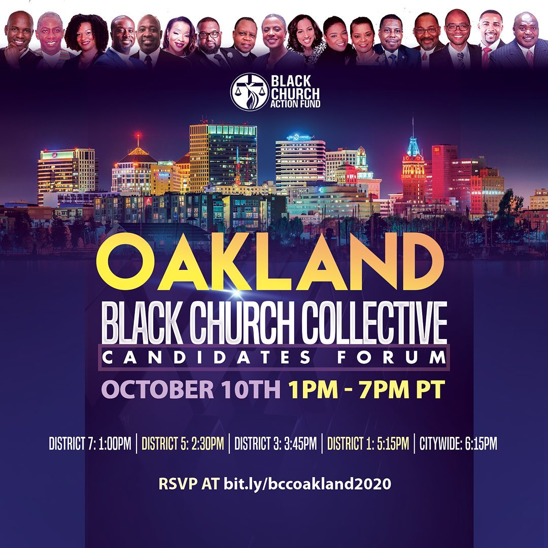 Oakland Black Church Collective