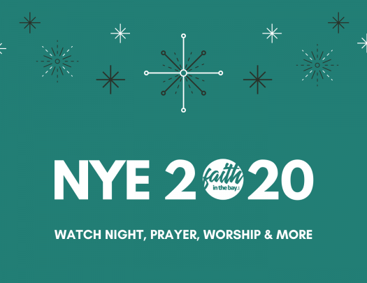 Bay Area New Year's Eve Watchnight 2020