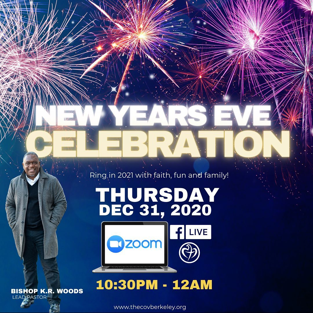 Covenant Church Nye Celebration 2020
